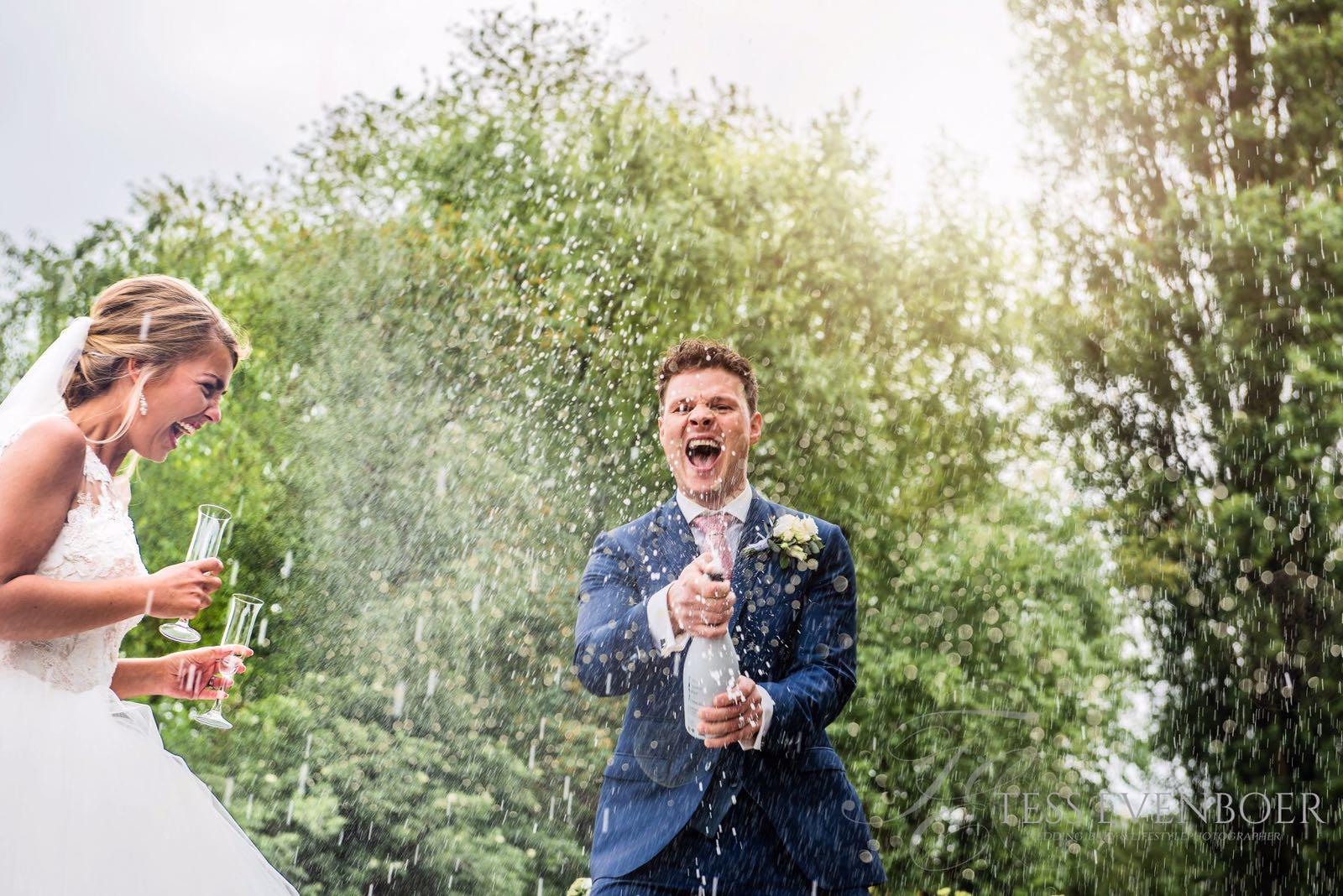 Romantische bruiloft in de Kerk van Beets // Mark & Gerie