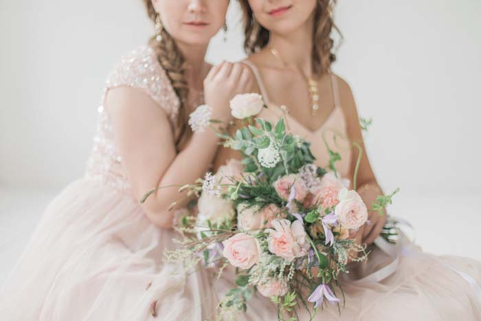 Claudia & Sarah – Real Wedding