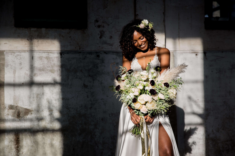 Industrial Wedding – Inspirational Shoot