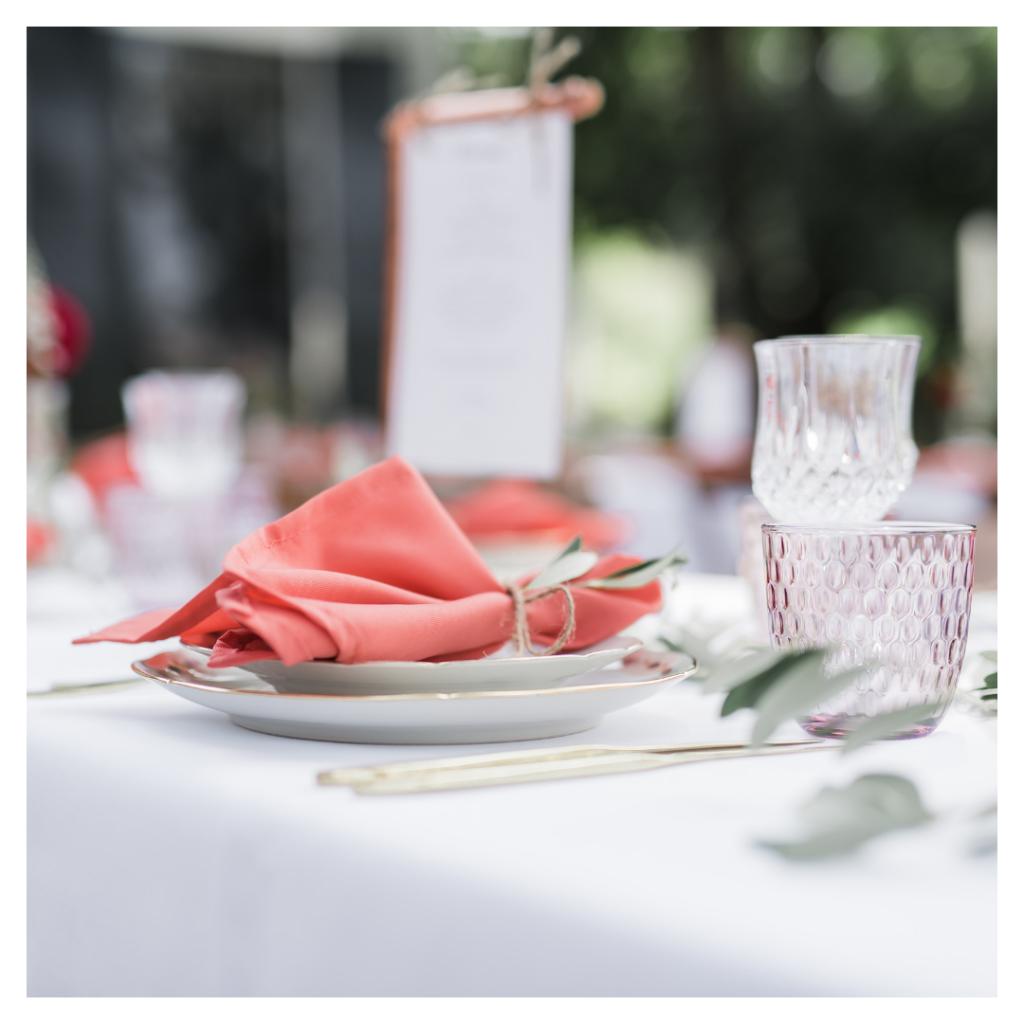 The Bridal blush - stylingplan bruiloft