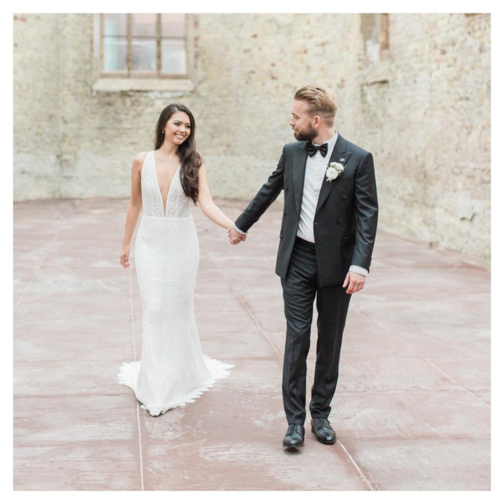 the bridal blush - ceremoniemeester