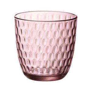 Drinkglas roze