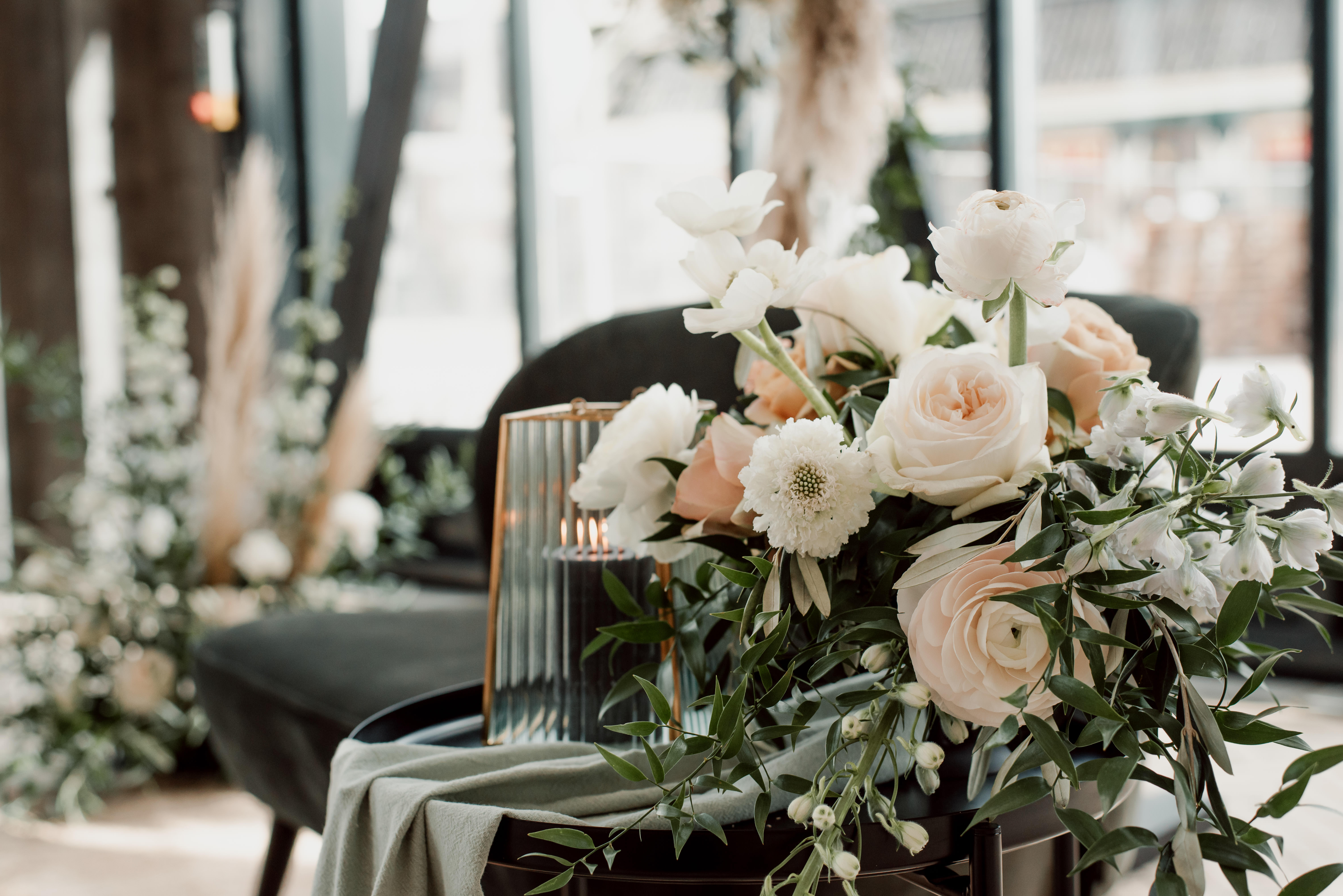 The Bridal Blush - trouwen corona bruiloft