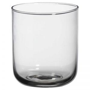 Drinkglas grijs