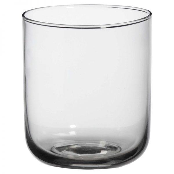 drinkglas grijs - the bridal blush