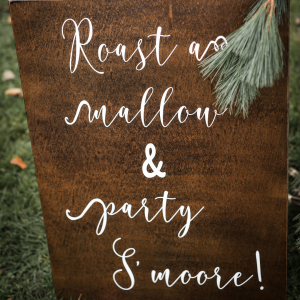 Roast a Mallow and Party S'moore!