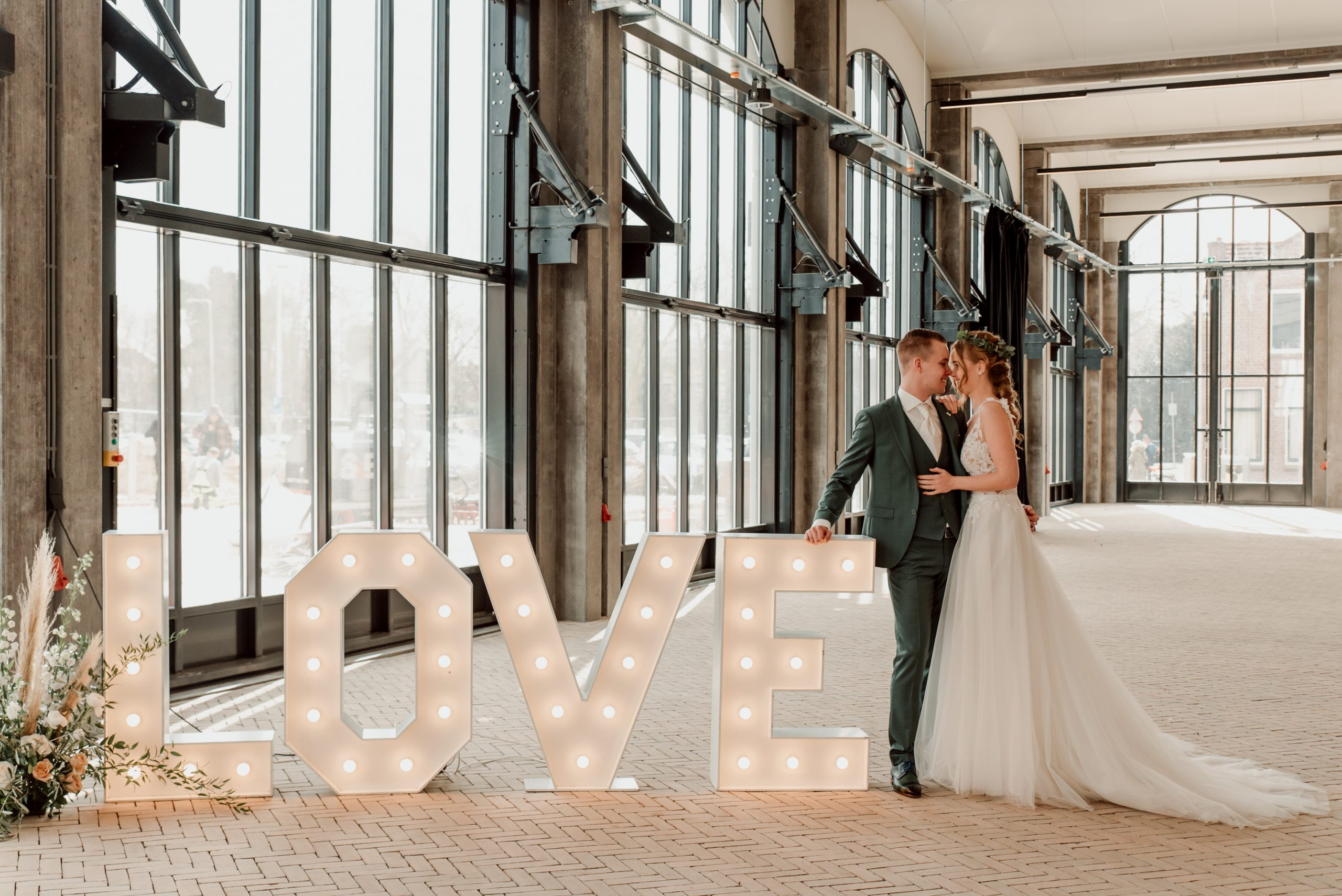Styled Shoot Markthal Purmerend - the bridal blush