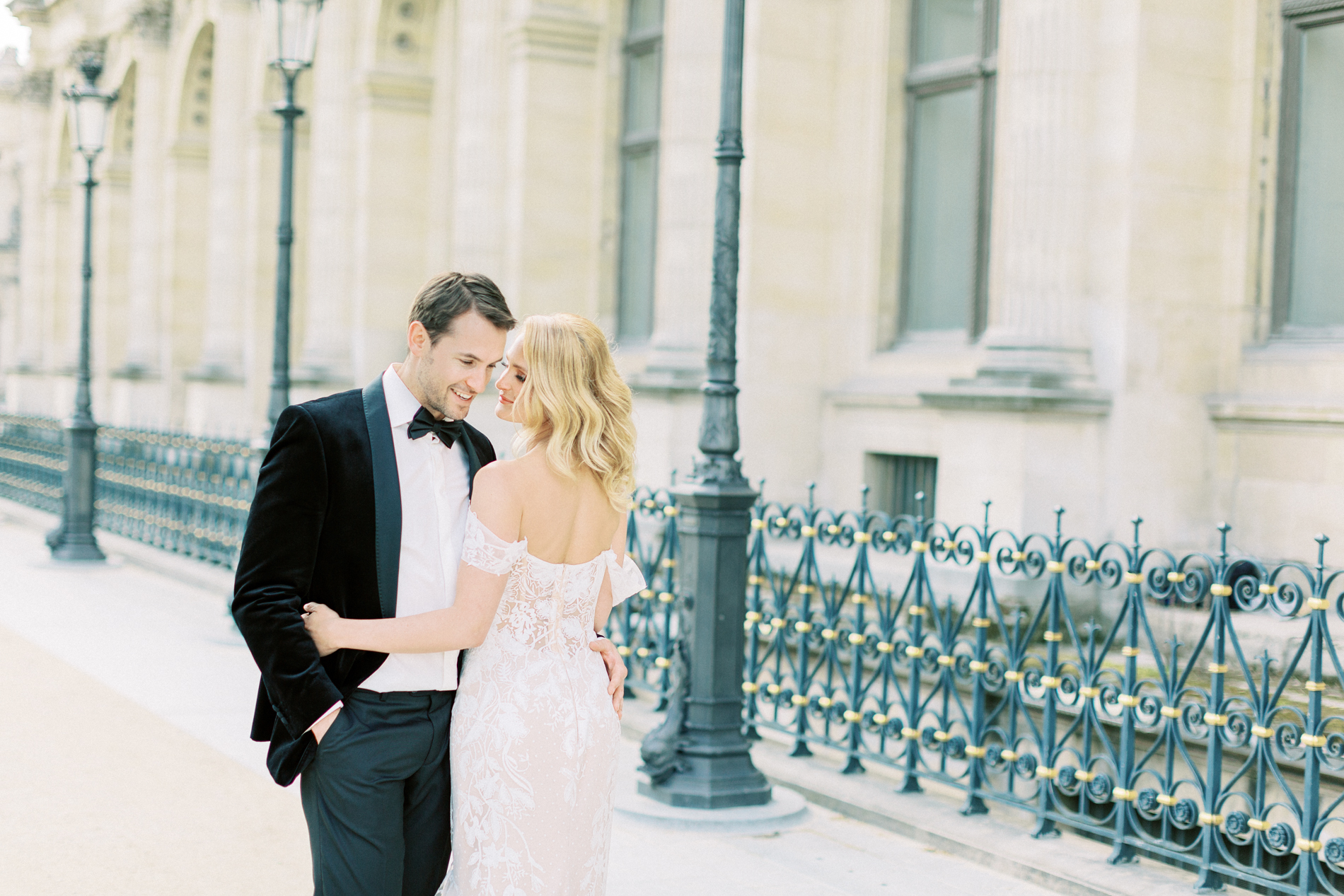 Fine Art Wedding Photographer the bridal blush paris
