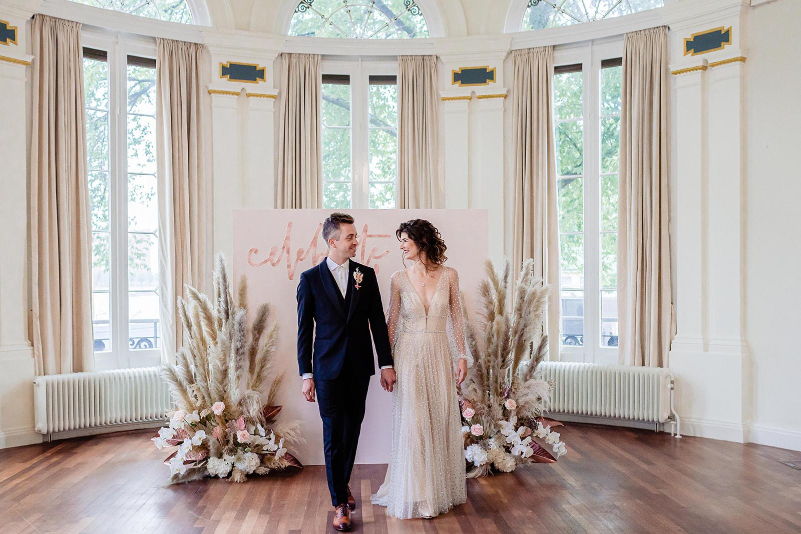 Covid-proof trouwen Wereldmuseum